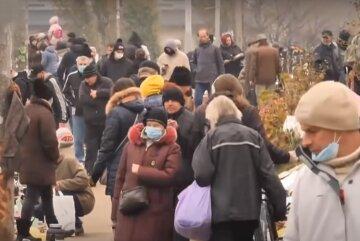 украинцы, карантин, локдаун, пенсия, пенсионеры