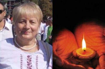 """""""Боролась за жизнь других днем и ночью"""": не стало выдающегося украинского медика"""