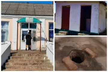 Вместо унитаза - двухметровая яма: в украинской школе разразился скандал, дети боятся ходить в туалет