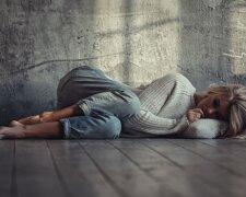 депрессия, грусть