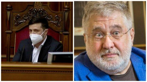 """Зеленський пішов на угоду з Порошенком, щоб розорити Коломойського: """"Зробили його разом"""""""