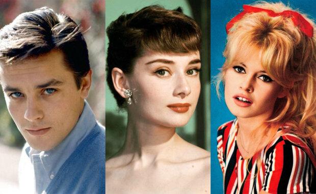 """Як виглядають внучки і онуки Алена Делона, Хепберн, Чапліна та інших легенд: """"Природа виспалася просто!"""""""