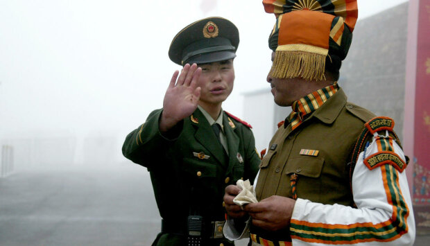 Индия, Китай, Доклам