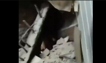 Руйнівна НП в Запоріжжі, під завалами люди: перші кадри з місця