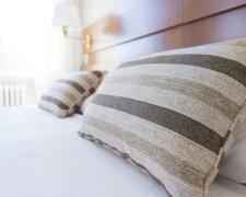 постель, кровать, подушка