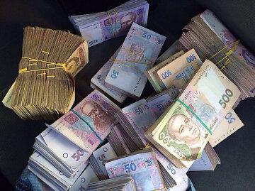 деньги, гривна