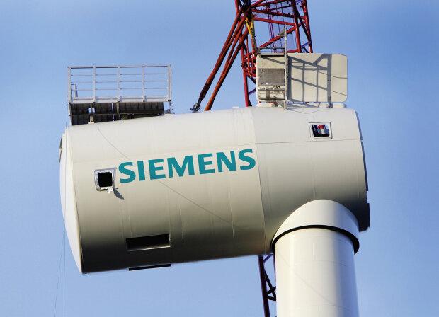 Сименс, турбина