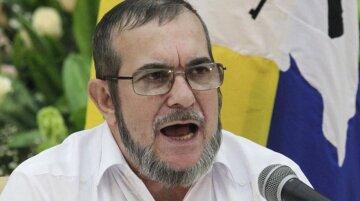 """лидер FARC Родриго Лондоно """"Тимошенко"""""""
