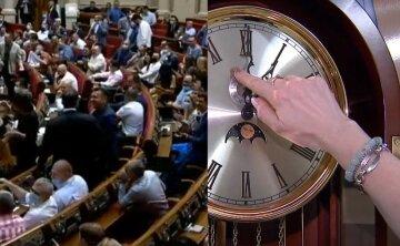 Перевод часов на зимнее время внезапно захотели отменить, важные детали законопроекта: что ждет украинцев