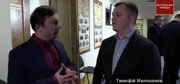 Міністр Милованов підтвердив, що підтримує нових керівників держпідприємств, які заплямовані в корупції. Відео