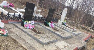 """На Одещині влаштували погром на кладовищі, кадри свавілля: """"світить 7 років за гратами"""""""