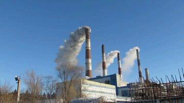 завод, экология