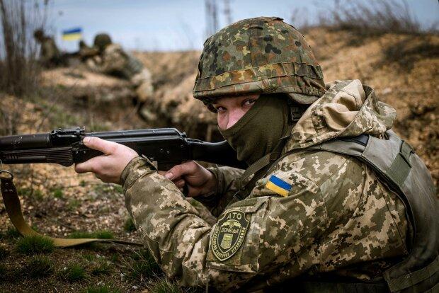 ВСУ, война, АТО, Донбасс