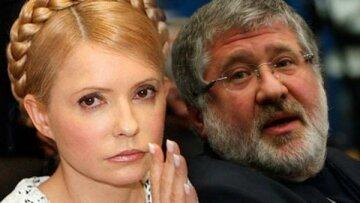 Снова к Коломойскому: Тимошенко в белом заметили в аэропорту, была не одна