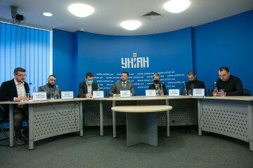В Києві представили законопроект про боротьбу з колабораціонізмом