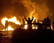 бунт погром столкновения беспорядки протест погром