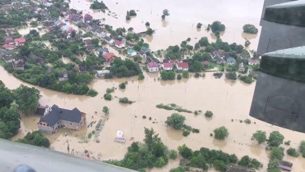 наводнение, паводки, потоп
