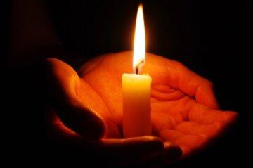 свечи,