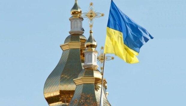 томос, украина