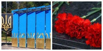 Потратили 700 тысяч: под Харьковом испортили будущий памятник воинам АТО, детали