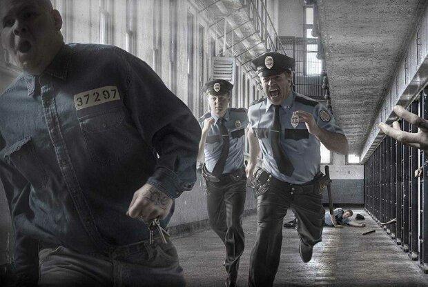 Сбежал с тюрьмы