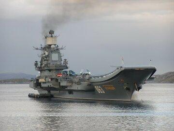 авианосец крейсер Адмирал флота Советского Союза Кузнецов