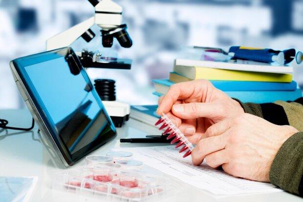 генетический тест лаборатория