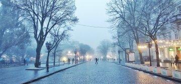Одесса, пейзаж