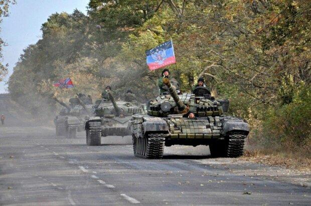 танк днр боевики