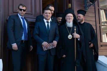 Всплыли скандальные подробности встречи Зеленского и Варфоломея, «не договорились»: что теперь будет