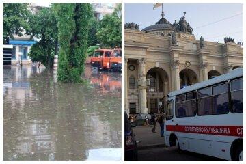 Туристы оказались в ловушке из-за потопа в Одессе: детали и кадры спасательной операции