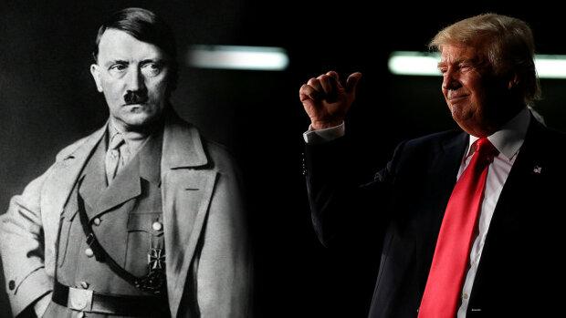 трамп-гитлер