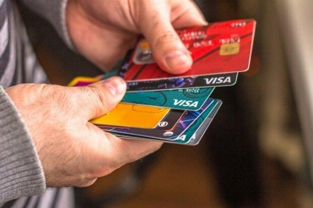 деньги, банк карта