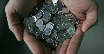 монеты,