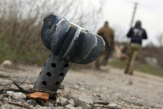 перемирие, Донбасс