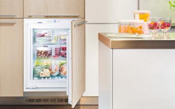 Як вибрати формфактор морозилки для приватного будинку