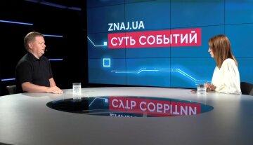 Низькі ціни на електроенергію в Україні з'являються за рахунок того, що існують два величезних державних підприємства, - Рябцев