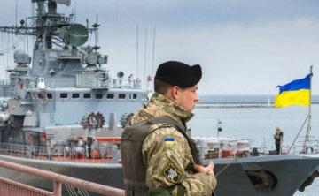украинский моряк корабль