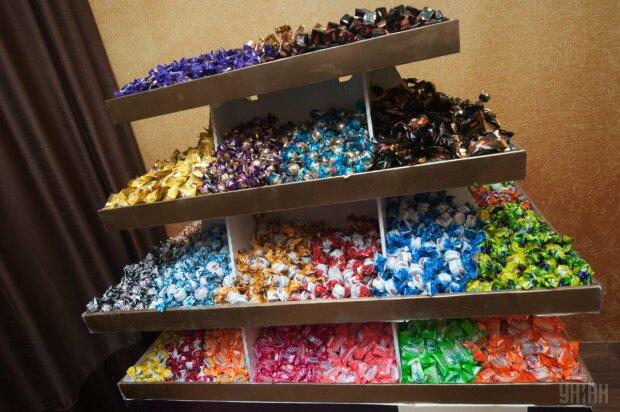 конфеты сладости