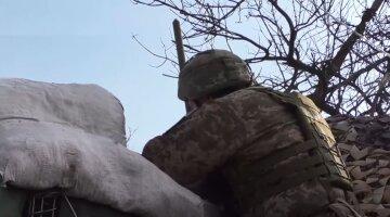 військовий, боєць, Донбас, скрін