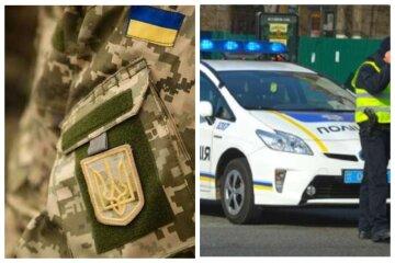 """Чоловік у військовій формі викрав таксі: """"Попросив довезти до кордону"""""""