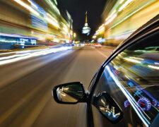 Машина скорость
