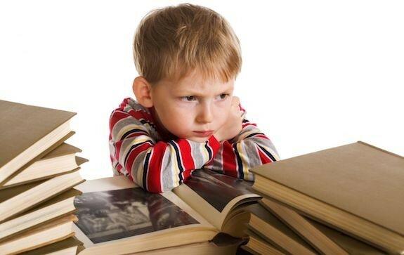 дети, книги, ребенок, школа