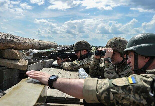 Террористы на Донбассе применили тяжелое вооружение, бойцы ООС дали жесткий ответ