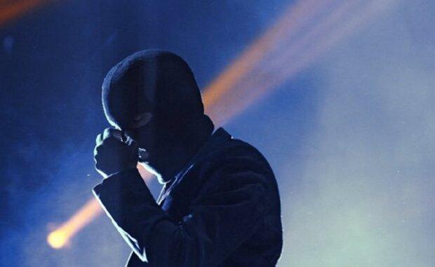 грабитель, вор, маска