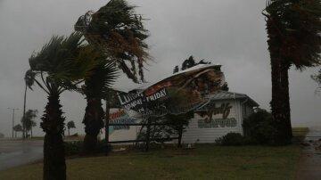 ураган в США, ураган, Харви