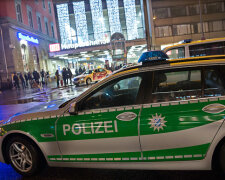 полиция Мюнхена Германия