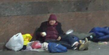 """Столицу Украины заполонили бездомные, количество будет расти: """"Уже оккупируют центральные улицы"""""""
