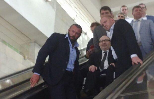 Геннадий Кернес, метро