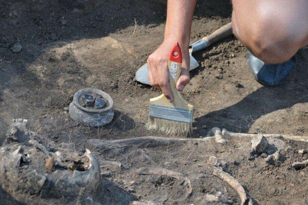 Китайские археологи